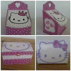 Caixinhas Hello Kitty
