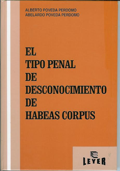 El hábeas corpus