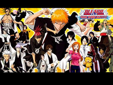 #14 Bleach Wallpaper