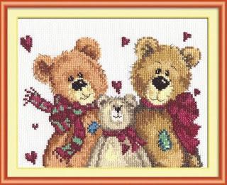 Сказка и мультик Три медведя