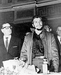 Salvador Allende & Ernesto Ché Guevara