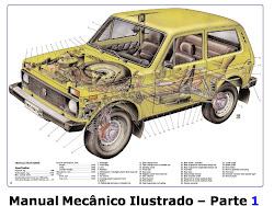 Manual Ilustrado da Mecânica Lada Niva 1600