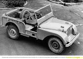 Protótipo Land Rover 1947