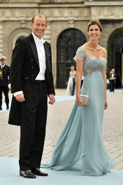 John and rania wedding