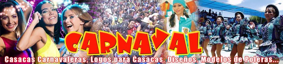 Diseños sobre carnaval, Casacas, Logos, Poleras