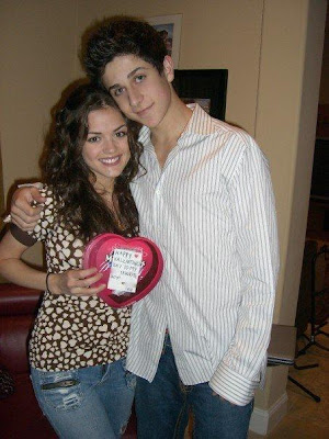 Lucy Hale And David Henrie Tumblr