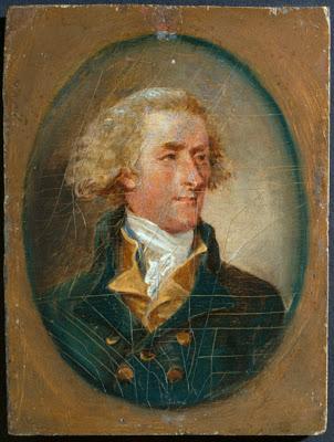 Thomas Jefferson, pintado por John Trumbull