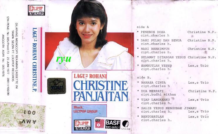 Christine natalia panjaitan ( album lagu lagu rohani )