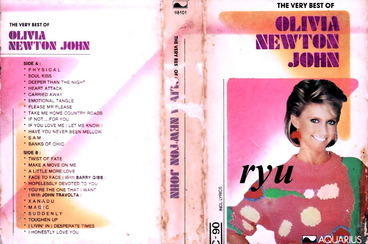 Olivia newton john ( album the very best of )
