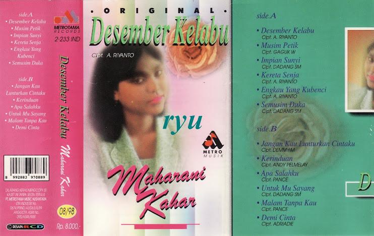 Maharani kahar ( album desember kelabu )