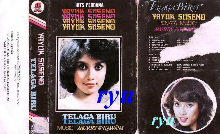 Yayuk soeseno ( album telaga biru )
