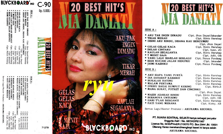 Nia daniaty ( album 20 best hit's )