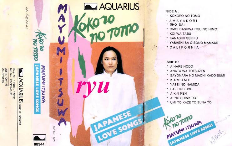 Mayumi itsuwa ( album japanese love song's )