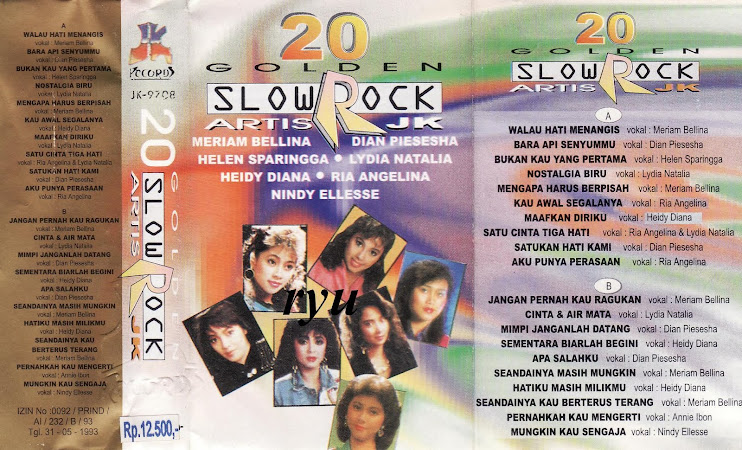20 slow rock artis jk