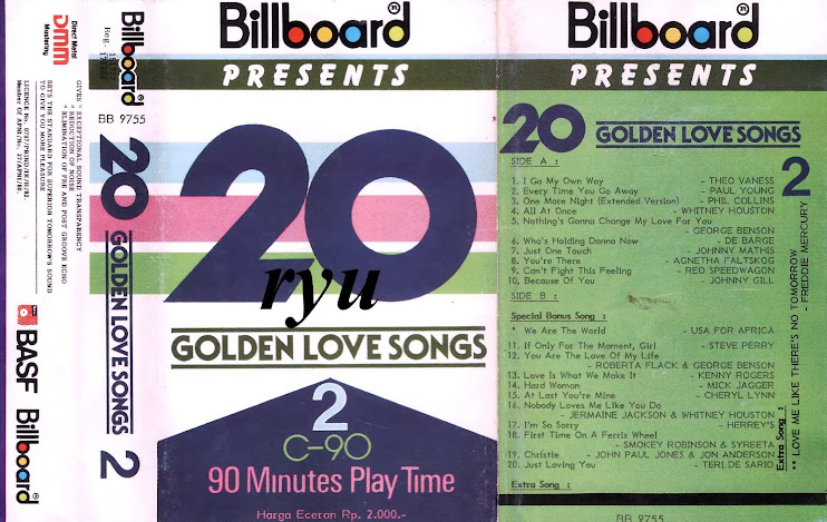 20 golden love song's vol.2