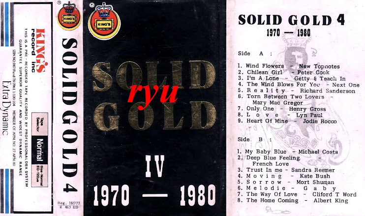 Solid gold IV