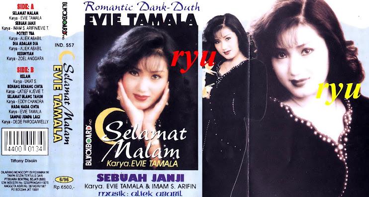 Evie tamala ( album selamat malam )