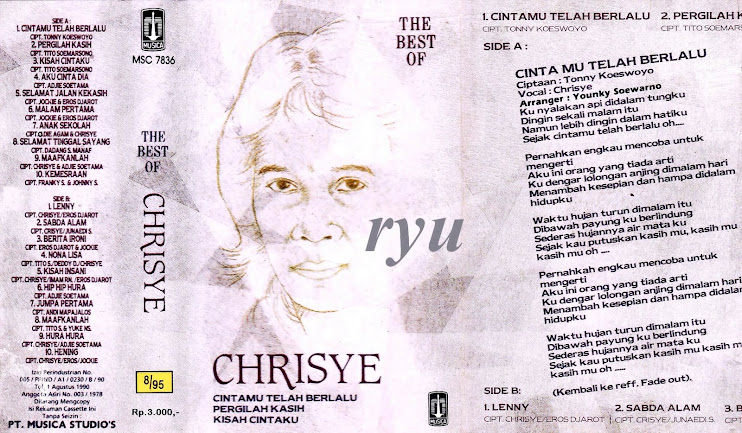 Chrisye ( album  the best of )
