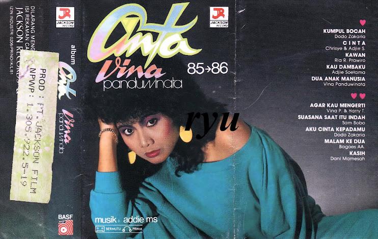 Vina panduwinata ( album cinta )