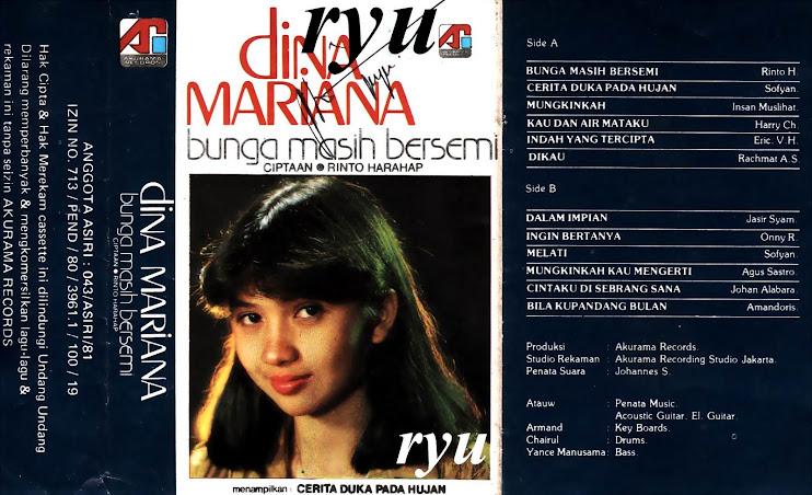 Dina mariana ( album bunga masih bersemi )