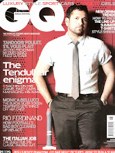 GQ Cover with Sachin