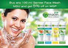 Garnier Cleansers