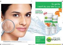 Garnier Facewash