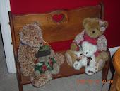 Cheryl Ann, Aunt Fanny, Buddie, & Bearessence