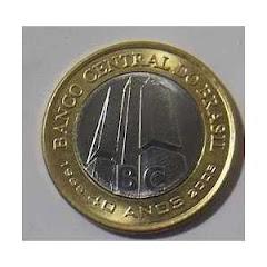 Moedas Comemorativas de R$1 valem mais!