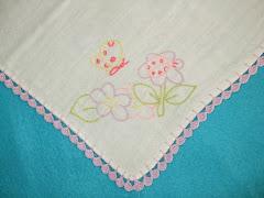 Fraldinha lilás