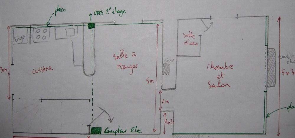 notre premiere maison grand nettoyage. Black Bedroom Furniture Sets. Home Design Ideas