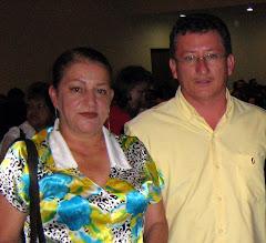 Diputada Montes con Alejandro