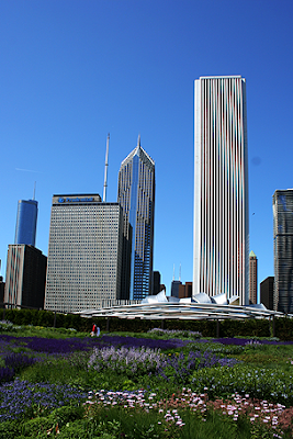Lurie Garden in Bloom