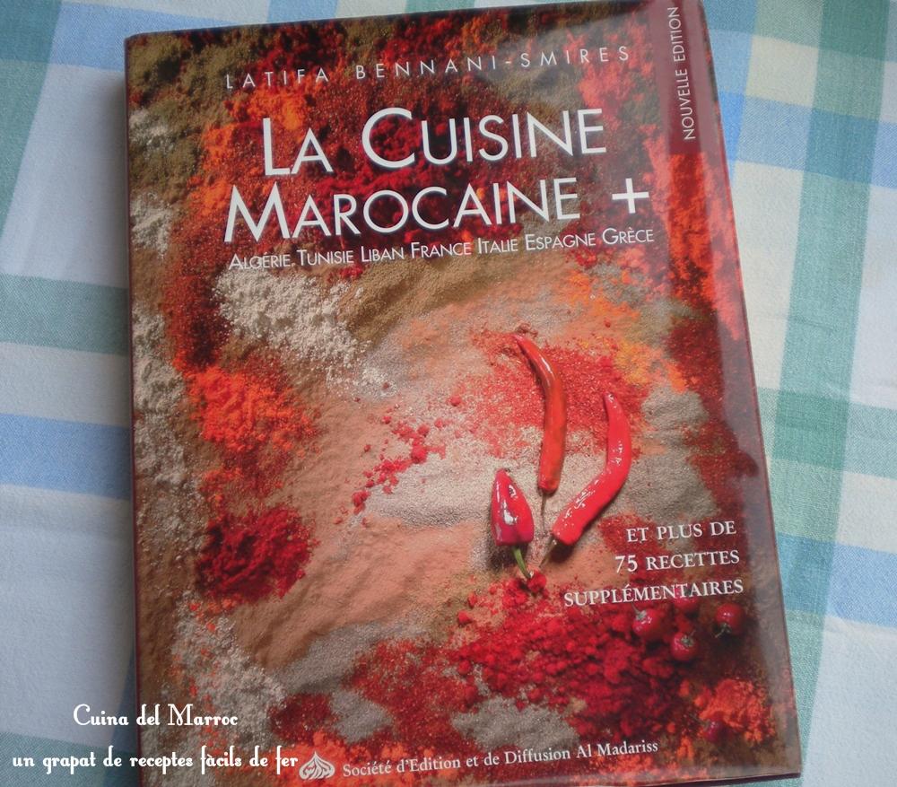 Latifa Bennani Smires Cuisine Marocaine listes des fichiers et notices PDF