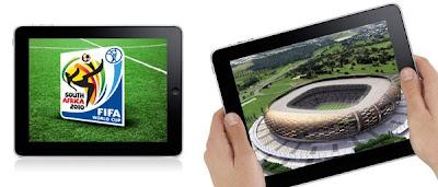 Concorra a um iPad