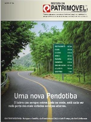 Brindes Gratis Assinatura da Revista Patrimóvel