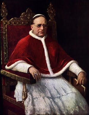 Pope Pius XI