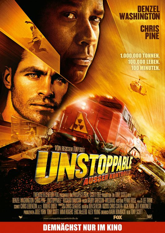Unstoppable 2010 DVDRip XviD