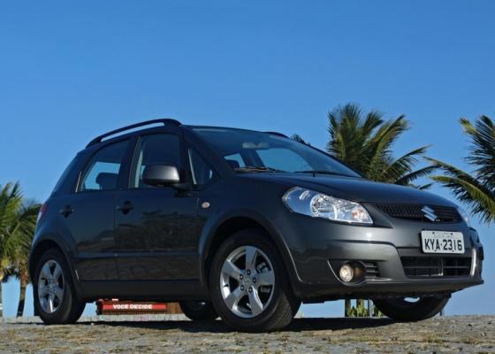 Suzuki Sx4 2011. Novo Suzuki SX4 2011 Preço e