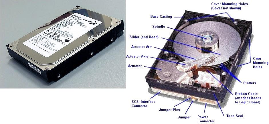 cinta magnetico parte computadora: