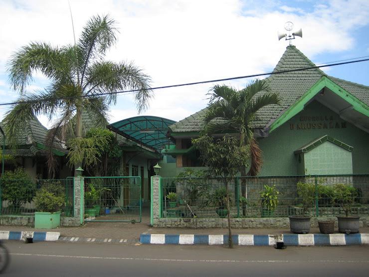 mushalla jalan panji