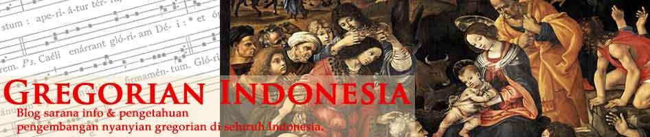 Gregorian Indonesia