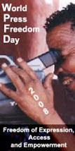 """""""Día Mundial de la Libertad de Prensa"""""""