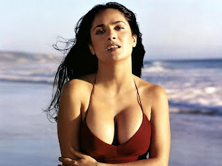Beautiful,images of Salma Hayek