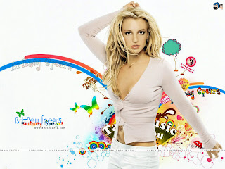 pop star Britney Spears