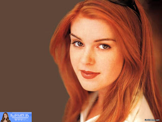 Isla Fisher cute wallpapers