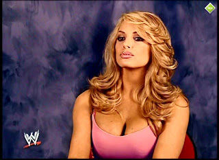 fitness model Trish Stratus wwe wallpapers