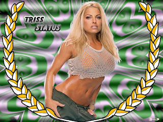 fitness model Trish Stratus wwe images