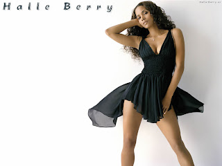 model Halle Berry pictures