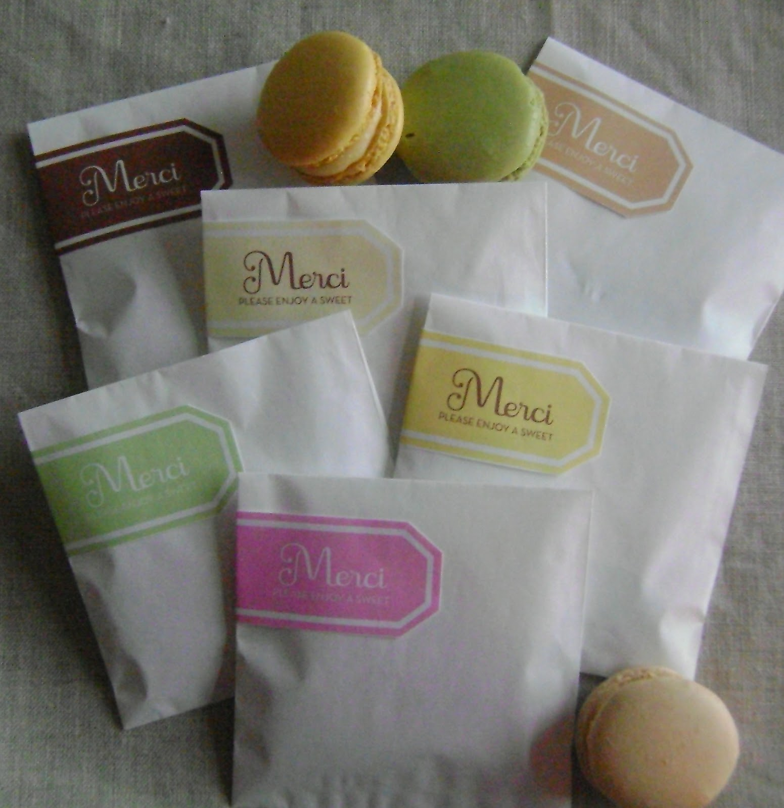 Macaron Cafe Green Price